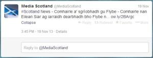 19nov 1545 media scotland