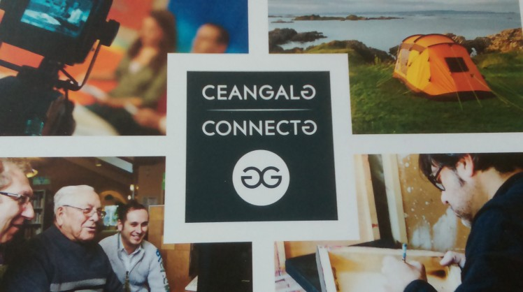 Ceangal G - Connect G