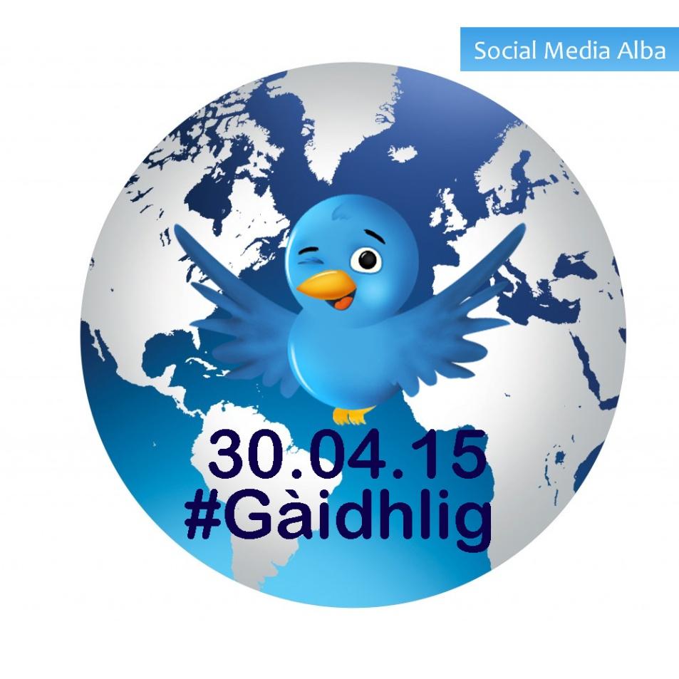 Latha Twitter na Gàidhlig 2015 | Gaelic Twitter Day 2015